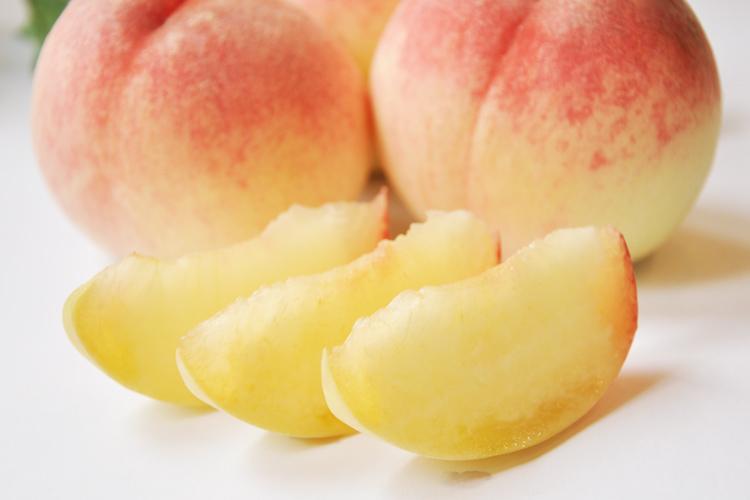 桃のおいしい食べ方